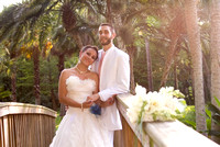 Florida Hot Springs Wedding